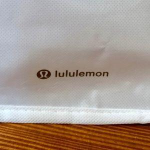 lululemon athletica Bags - Reusable Lululemon 20th Anniversary Holiday Tote
